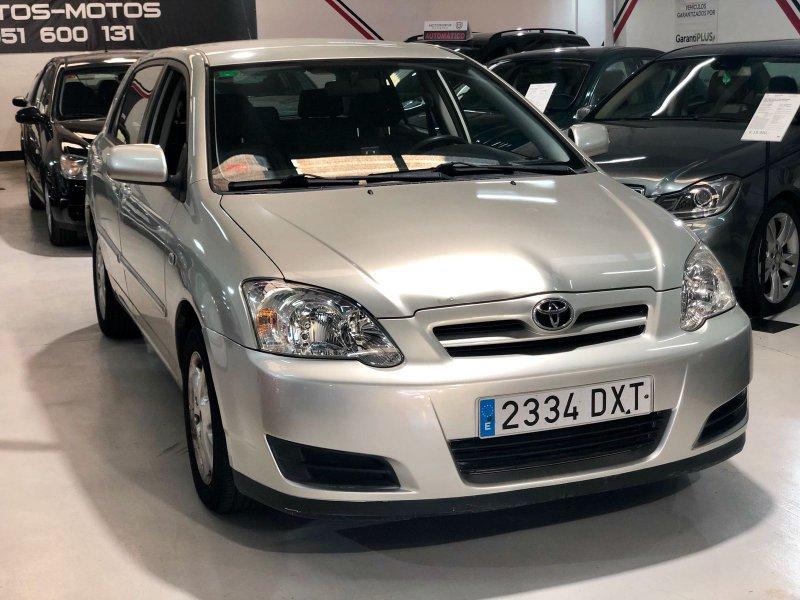 Toyota Corolla 1.4 D4-D Sol