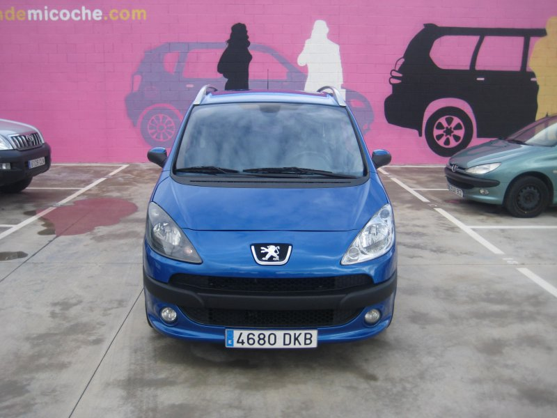 Peugeot 1007 1.4 HDi Sporty