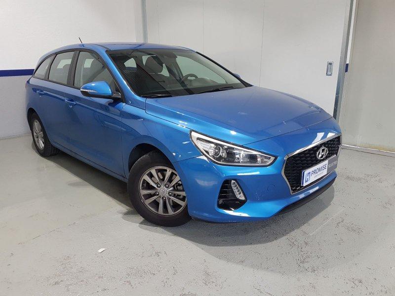 Hyundai I30 CW 1.6 CRDi 110cv BlueDrive Klass
