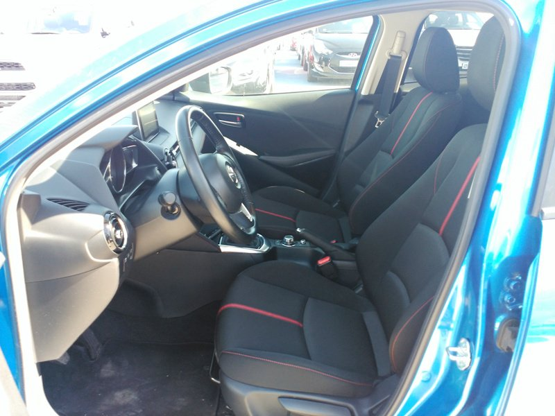Mazda Mazda2 1.5 DE 105cv Luxury + Safety