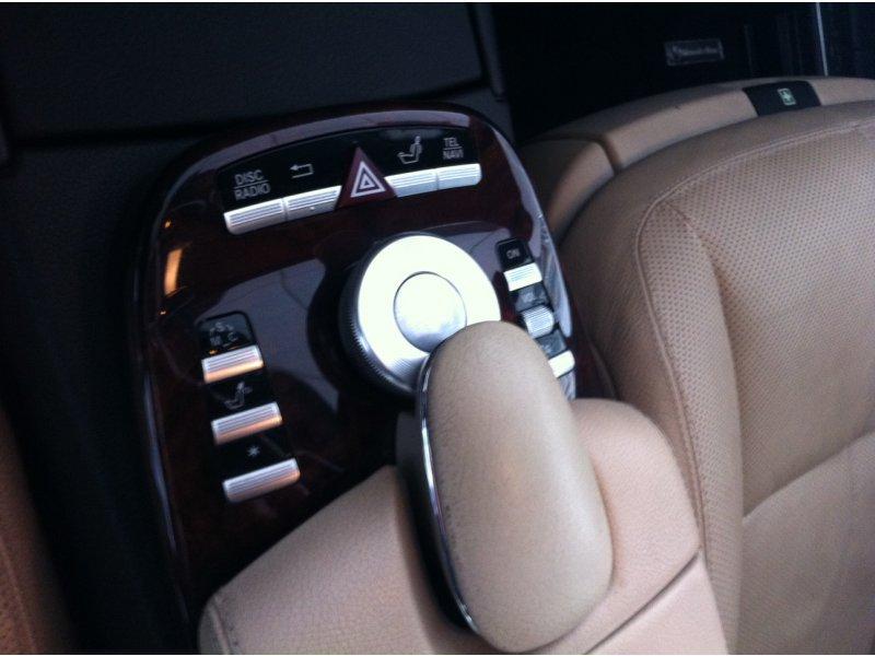 Mercedes-Benz Clase S S 500 L -