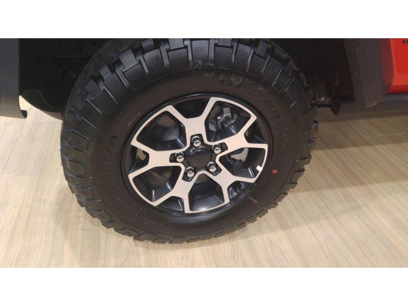 Jeep Wrangler 4p 2.0T GME 8ATX E6D Rubicon
