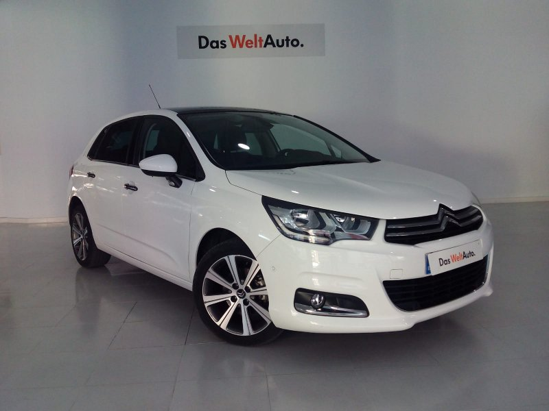 Citroen C4 C4 BlueHDi 88KW(120CV) EAT6 Feel Edition