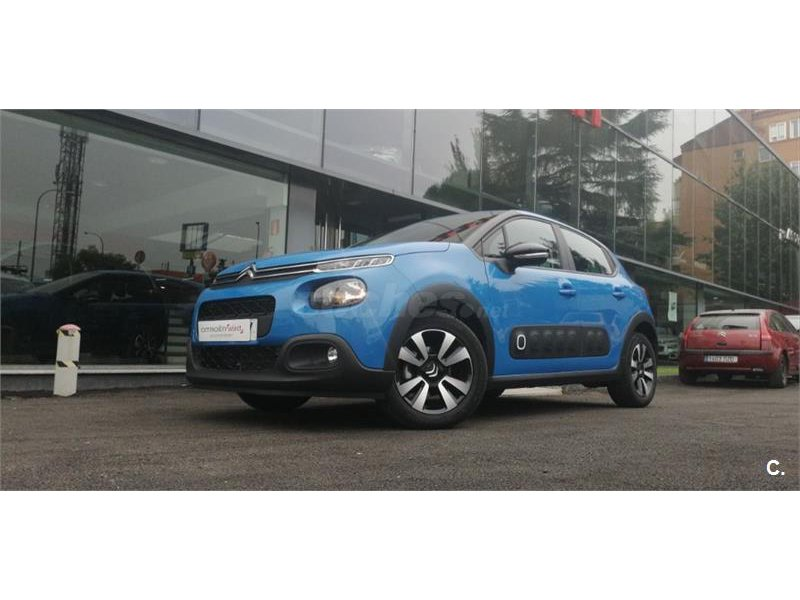 Citroen C3 PureTech 81KW (110CV) S&S FEEL EAT6 Feel