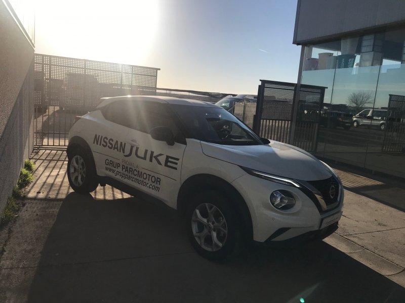 Nissan Juke DIG-T 86 kW (117 CV) DCT 7 V N-CONNECTA
