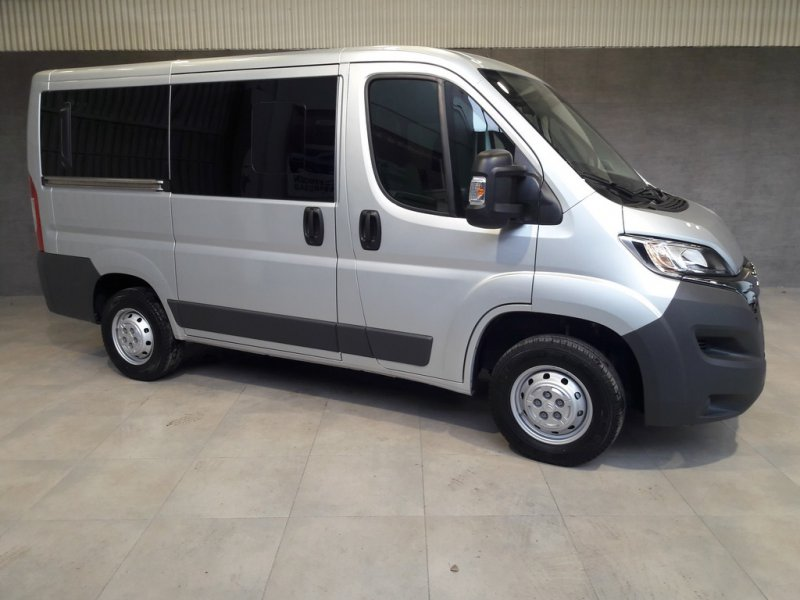 Citroen Jumper BlueHDi 103KW (140CV) Combi 30 L1H1 Club