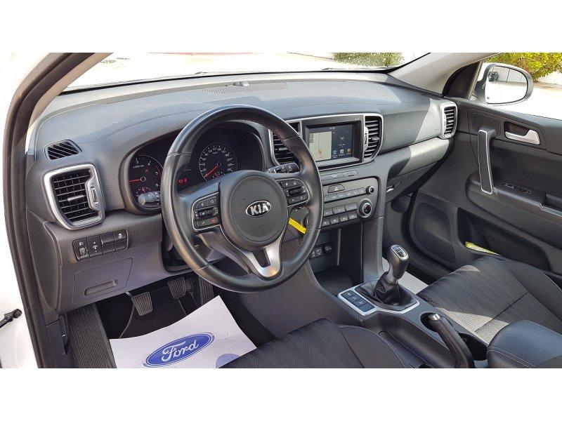 Kia Sportage 1.7 CRDi VGT 85 kW 4x2 Eco-Dynam Concept