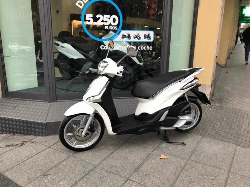 Piaggio Liberty 125i GET ABS 3V 125 CC