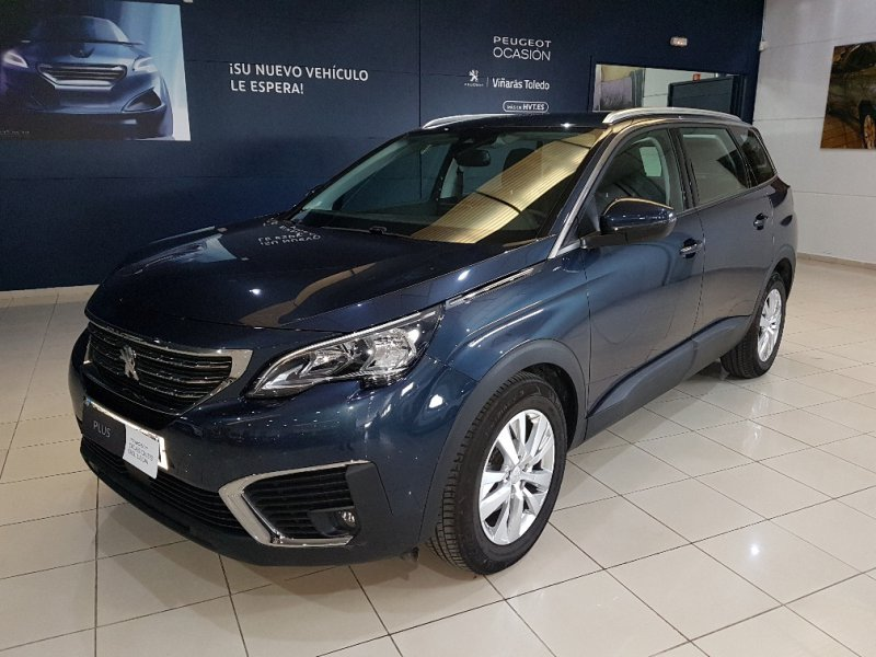 Peugeot 5008 1.6L BlueHDi 88kW(120CV) S&S EAT6 Active