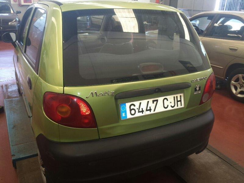 Daewoo Matiz 1.0 SE