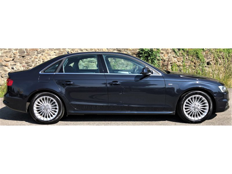 Audi A4 1.8 TFSI S line edition
