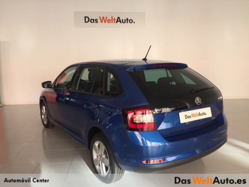 Skoda Spaceback 1.4 TDI 66KW (90cv) DSG Spaceback Like
