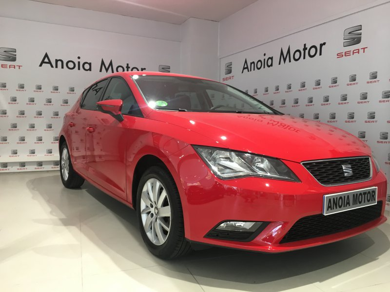 SEAT Nuevo León 1.2 TSI 110cv St&Sp Reference Connect