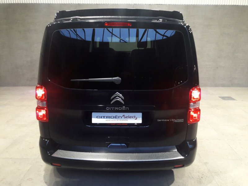 Citroen Spacetourer Talla M BlueHDi 88KW (120CV) Camperizada. Business