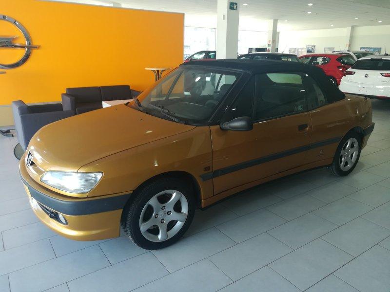 Peugeot 306 CABRIOLET 1.6 90CV CABRIO