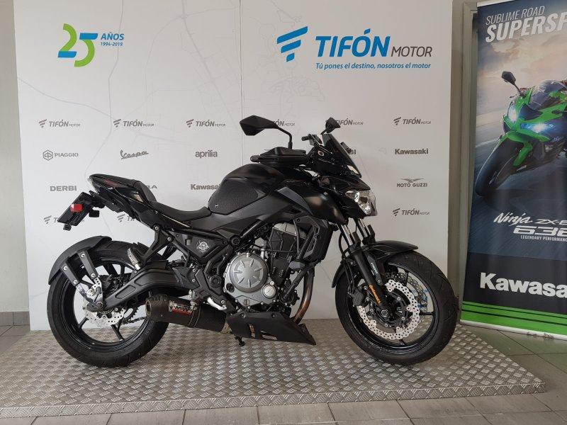 Kawasaki Z 650 650