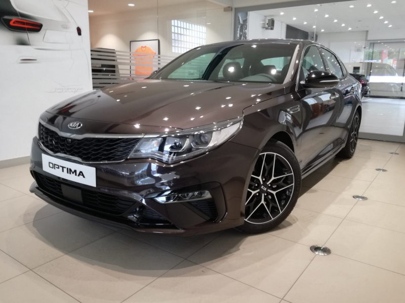 Kia Optima 1.6 T-GDI DCT 180 CV GT Line (Pack luxury)