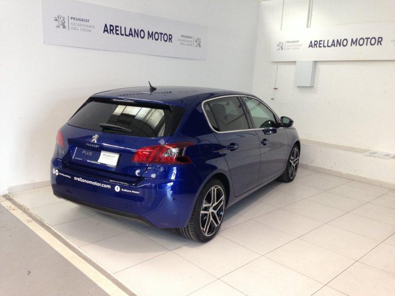 Peugeot 308 Nuevo 308 5p 2.0 BlueHDi 150 EAT6 Allure