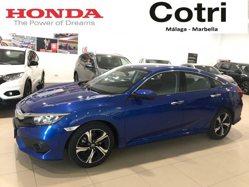 Honda Civic 1.5 I-VTEC TURBO CVT ELEGANCE NAV Elegance