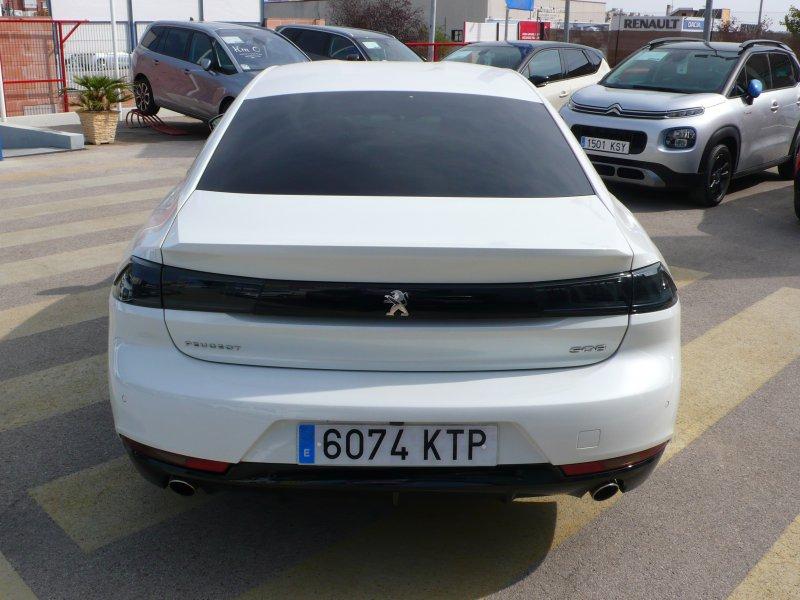 Peugeot 508 PureTech 165kW (225) S&S EAT8 GT