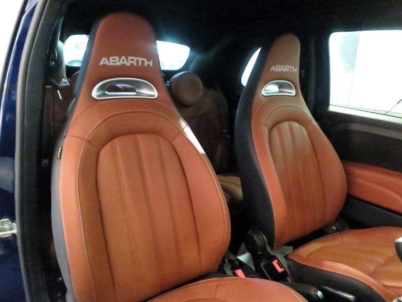 Abarth 500C 595C 1.4 16v T-Jet 165cv E6 Turismo
