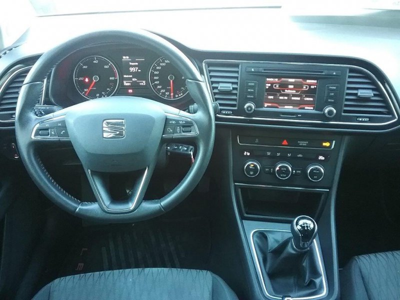 SEAT León ST 1.6 TDI 105cv Reference