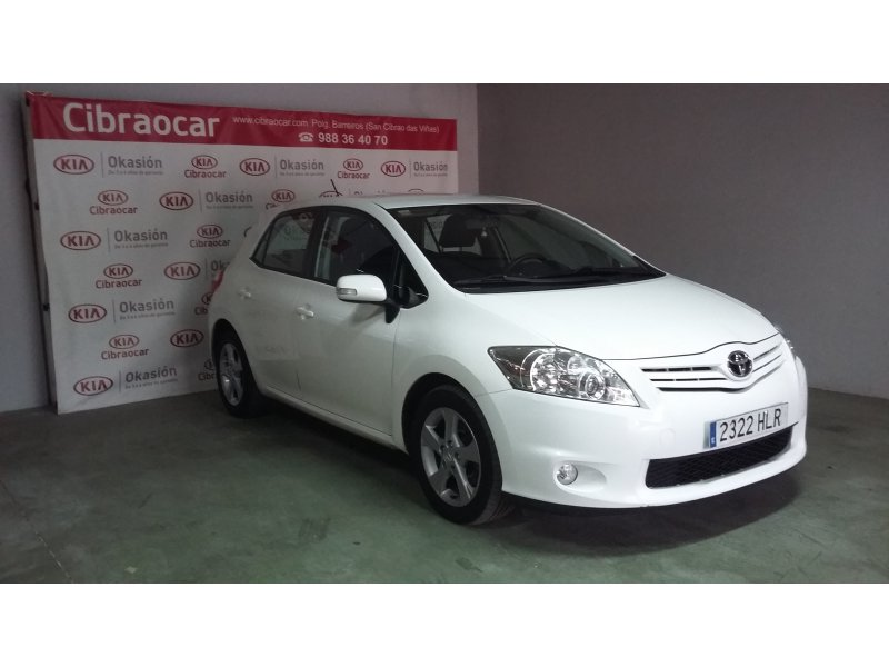 Toyota Auris 2.0 D-4D 126 CV Advance
