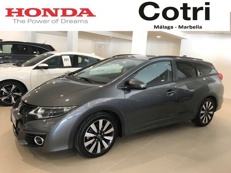 Honda Civic TOURER 1.6 i-DTEC Elegance
