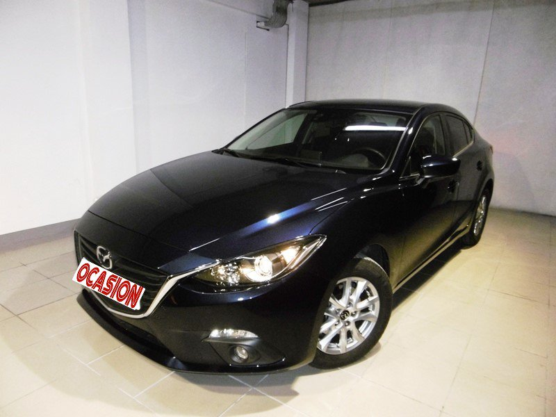 Mazda Mazda3 2.2 DE 150 MT SDN Luxury