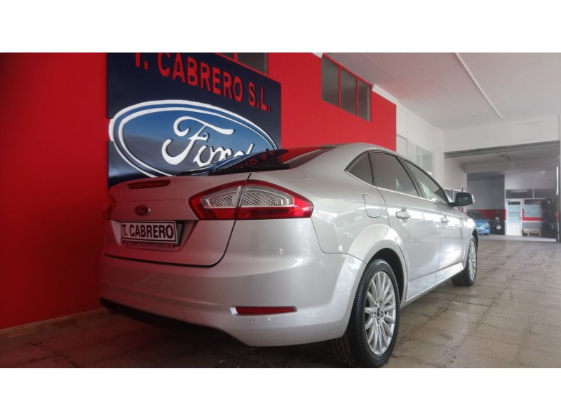 Ford Mondeo 2.0 TDCi 140cv Limited Edit. Powershift Limited Edition