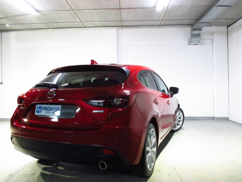 Mazda Mazda3 1.5 DE 105 Auto Luxury