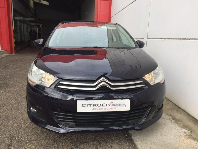Citroen C4 C4 BlueHDi 100 Live Edition