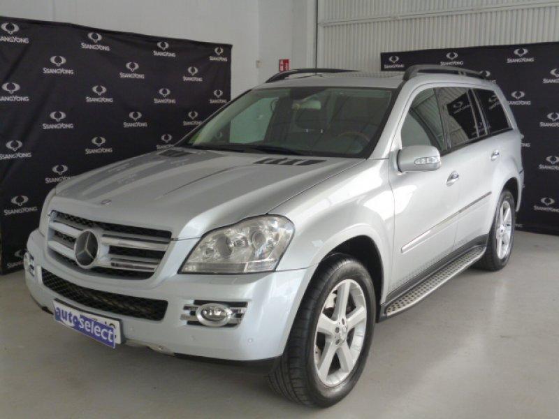 Mercedes-Benz Clase GL GL 420 CDI -AUTOMATICO 4 MATIC