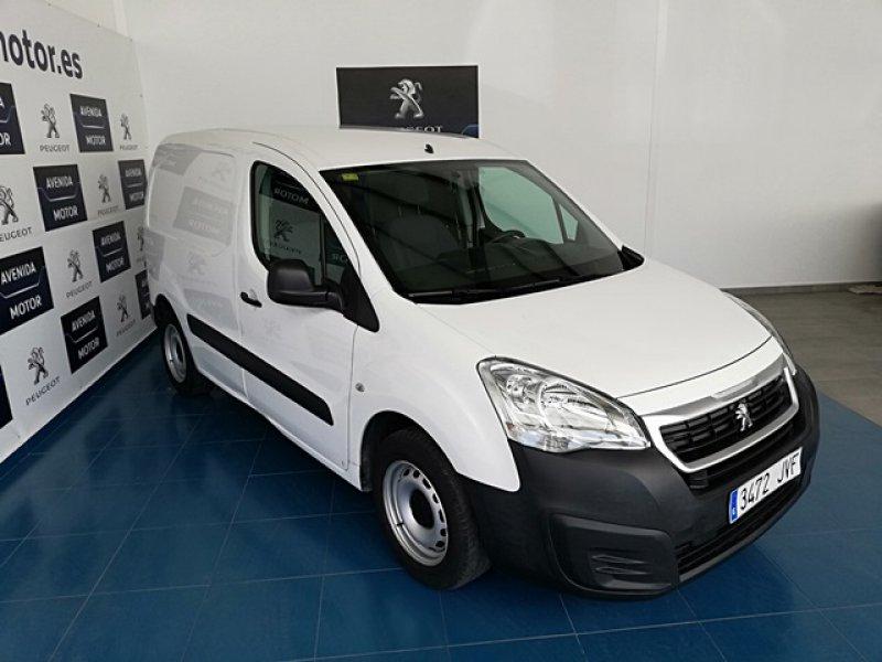 Peugeot Partner Furgón L1 1.6 HDi 75 Confort