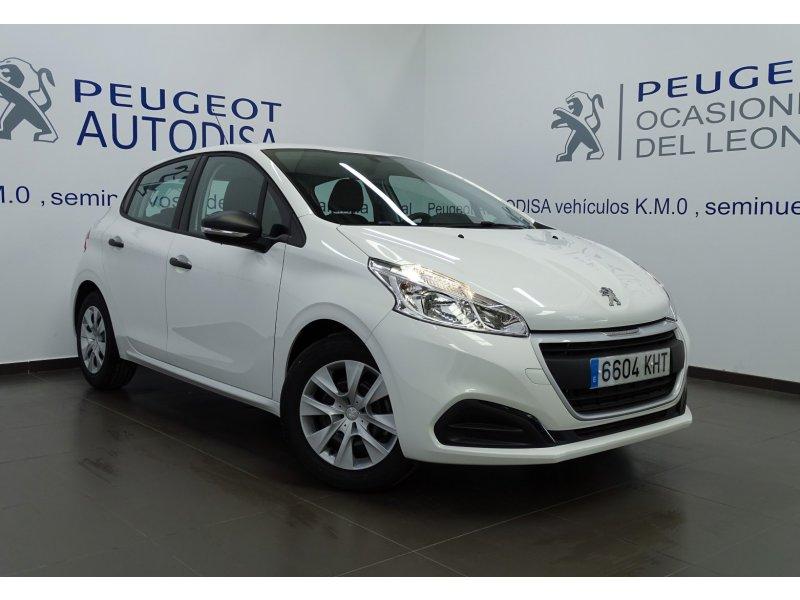 Peugeot 208 5P ACCESS 1.2L PureTech 50KW (68CV) Access