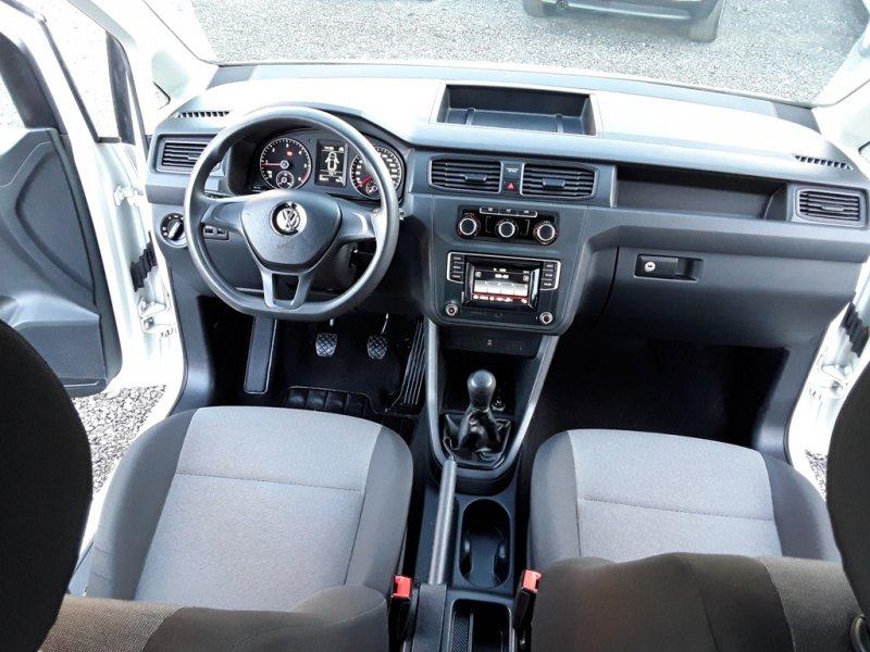 Volkswagen Caddy 2.0 TDI 55kW BMT Profesional Kombi