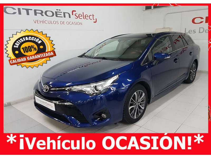 Toyota Avensis 150D AutoDrive Cross Sport Executive