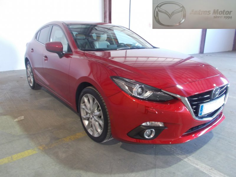 Mazda Mazda3 2.2 DE 150 MT Luxury Safety