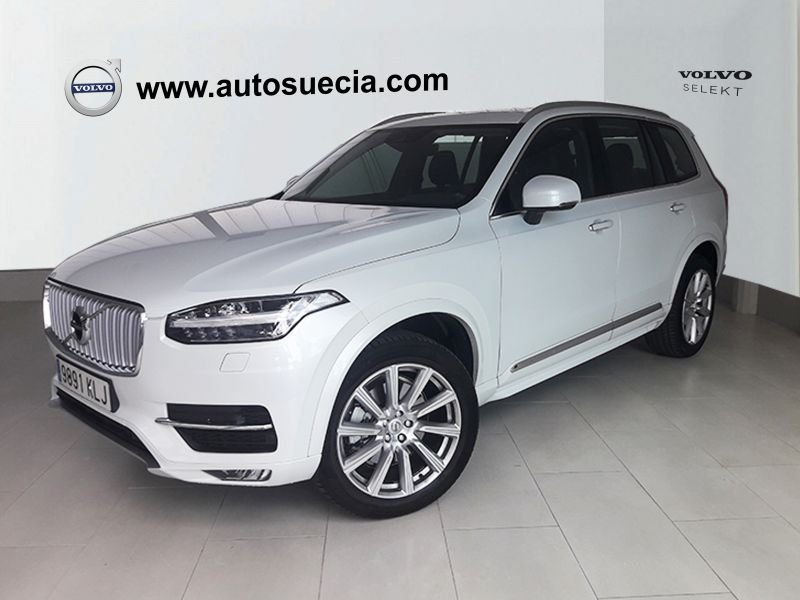 Volvo XC90 2.0 D5 AWD B Auto Inscription