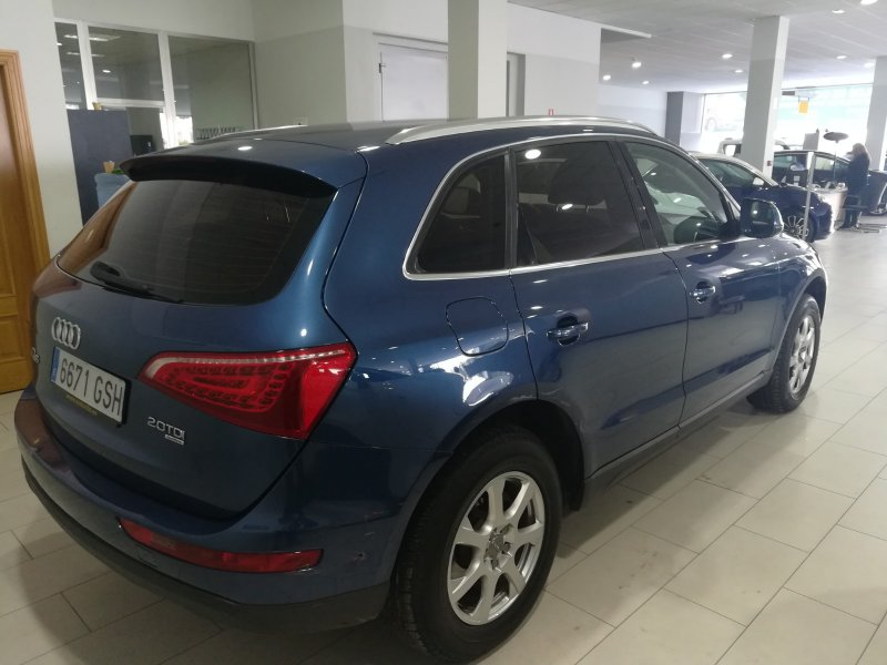 Audi Q5 2.0 TDI 170cv quattro DPF -