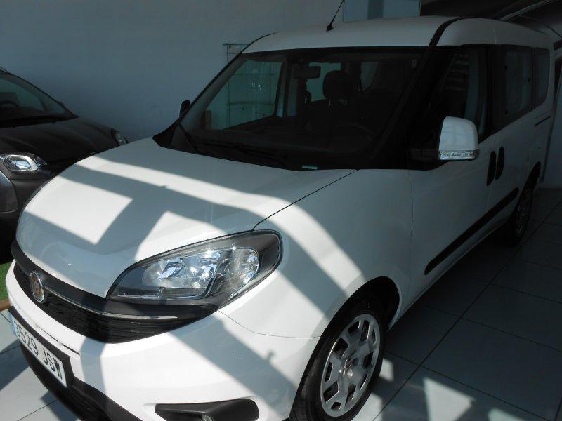 Fiat Doblò Panorama 1.6 Multijet 95cv E6 Easy
