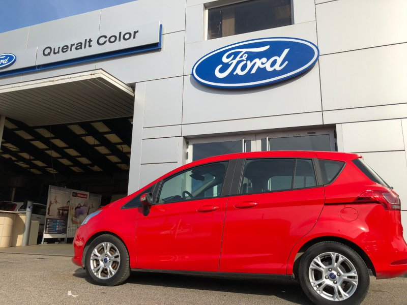 Ford B-MAX 1.6 Duratec Ti-VCT Powershift Trend