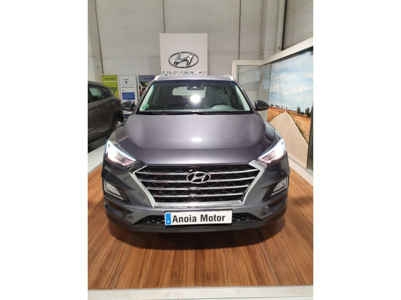 Hyundai Tucson 1.6 GDI 97kW (131CV) 4X2 SLE