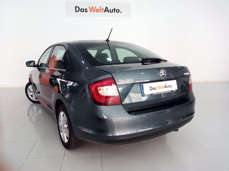 Skoda Rapid 1.0 TSI 110CV Ambition