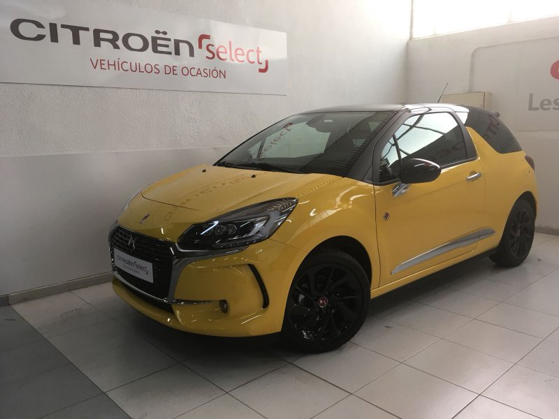 DS DS 3 PureTech 81kW (110CV) Performance Line