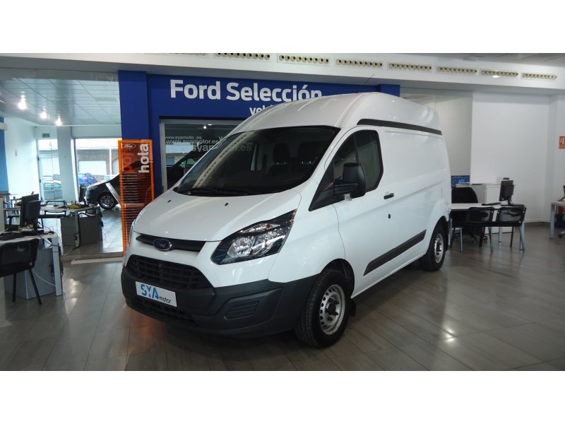 Ford Transit Custom Van 2.0 TDCI 105cv 270 L1 Trend