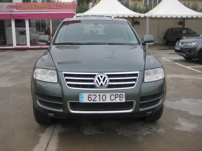 Volkswagen Touareg 5.0 V10 TDI Tiptronic -