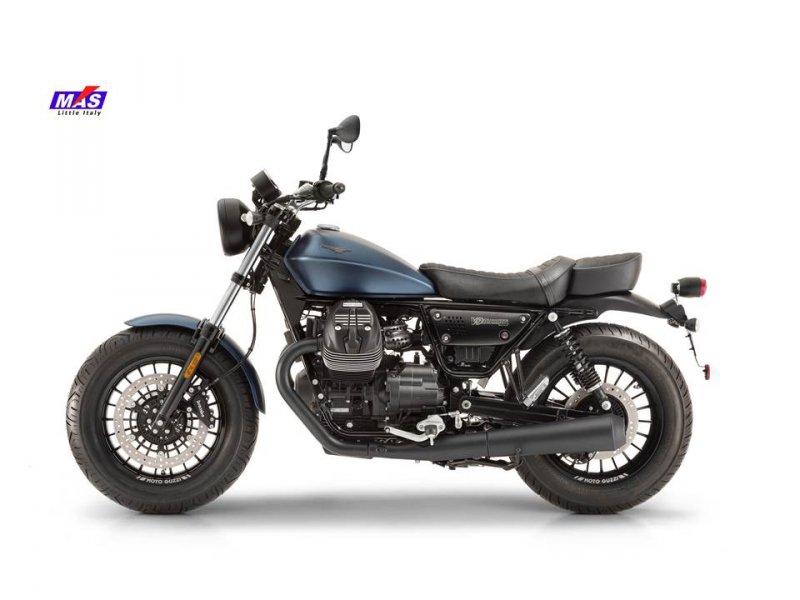 Moto Guzzi V9 850 bobber 850cc