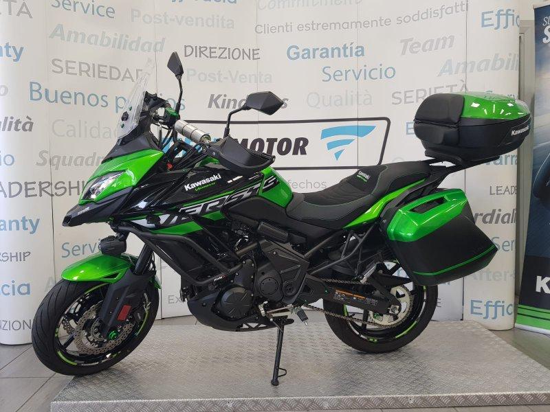 Kawasaki Versys 650 Grand Tourer + SE