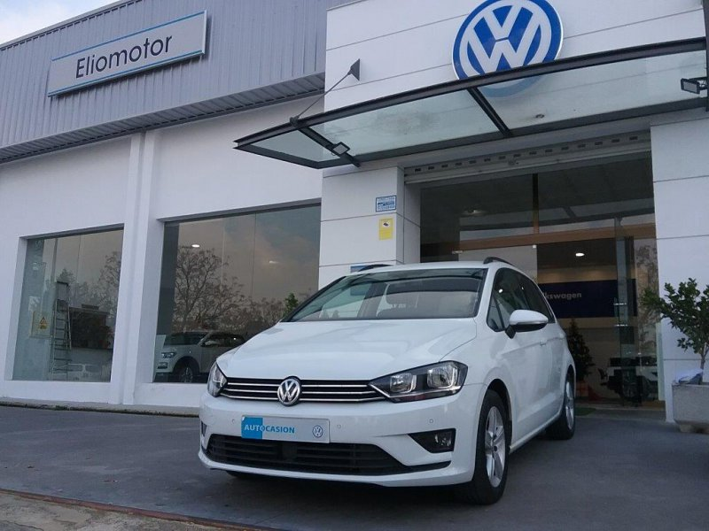 Volkswagen Golf Sportsvan 1.6 TDI 110cv BMT DSG Advance